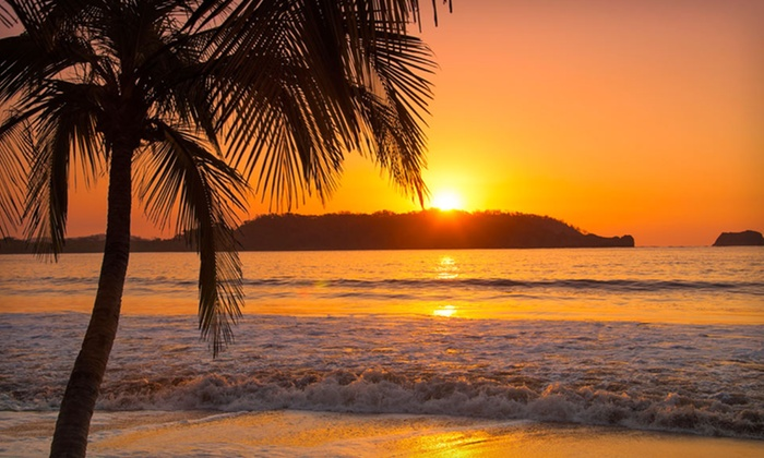 Costa Rican Vacation with Airfare - Go-today: Seven-Day Costa Rican Vacation with Round-Trip Airfare, Hotel Accommodations, and Private Ground Transfers