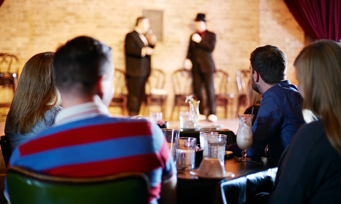 Hey Guys Comedy - Hey Guys Comedy: Standup for One, Two, Four, or Eight at Hey Guys Comedy through May 1