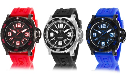 Swiss Legend Typhoon Men's Watches from $69.99 to $89.99