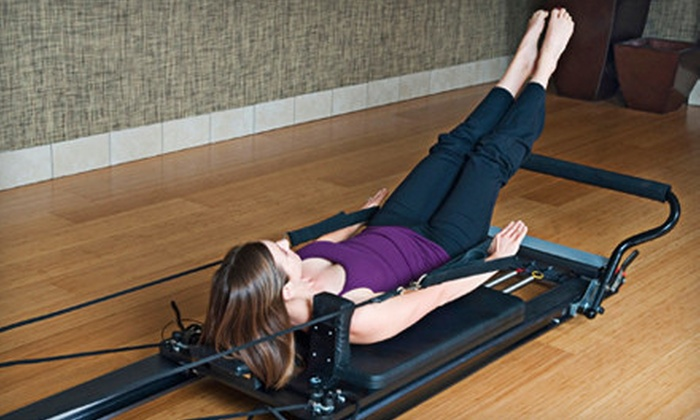 Forever Young Sports Spa - Midtown South Central: 5 or 10 Pilates Mat or Reformer Classes at Forever Young Sports Spa (Up to 70% Off)