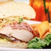 Half Off American Fare & Catering from 150 Café & Lounge