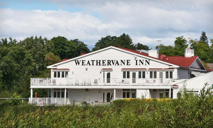 The Weathervane Inn - Montague, MI: Two-Night Stay at The Weathervane Inn in Western Michigan