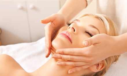 One or Two Anti-Aging Facials at The Om Spa (Up to 55% Off)