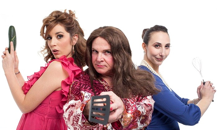"""""""The Divorcees Club"""" - Penn's Landing Playhouse at Independence Seaport Museum: """"The Divorcees Club"""" at Penn's Landing Playhouse at Independence Seaport Museum, January 22–February 27 (Up to 71% Off)"""