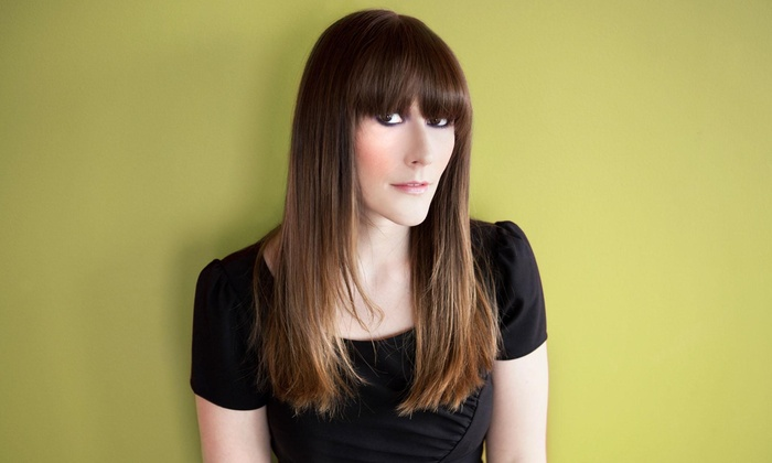 Shannon Nickel Hair - Ukiah: Highlights and Blow-Dry from The Parlour Salon (54% Off)