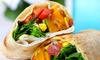 Positive Vibe Cafe - Stratford Hills: Healthy Café Cuisine at Positive Vibe Café (Up to 53% Off). Two Options Available.