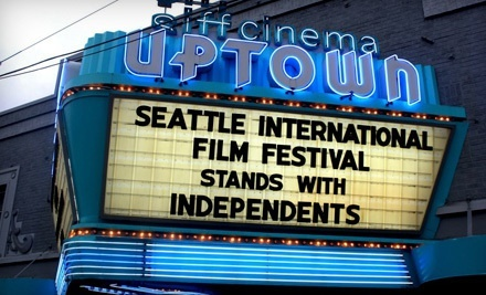 Enthusiast or Benefactor Membership with Movie Discounts and Popcorn from SIFF (Up to 53% Off)