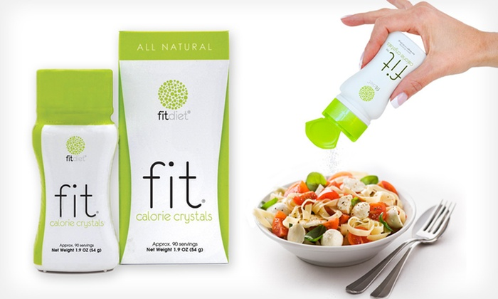 Fit Crystals Fiber Supplement: $19.99 for Fit Crystals Fiber Supplement ($34.99 List Price). Free Shipping.