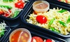 Bistro Box - Calgary: Three- or Five-Day Prepared Meal Delivery from Bistro Box (Up to 44% Off)