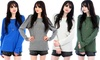 Isabel Women's Thermal Long-Sleeve Top: Isabel Women's Thermal Long-Sleeve Top