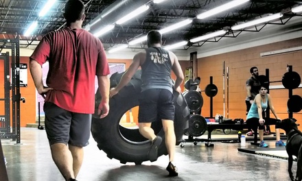 30-Day CrossFit Challenge for One or Two at CrossFit Full Circle (Up to 83% Off)