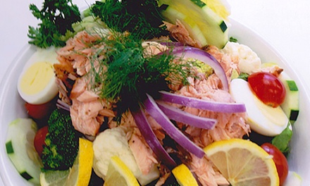 $12 for $20 Worth of Finnish and European Food at Finnish Bistro