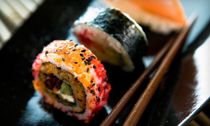 New Wasabi - West Webster: $15 for $30 Worth of Sushi and Japanese Cuisine at New Wasabi