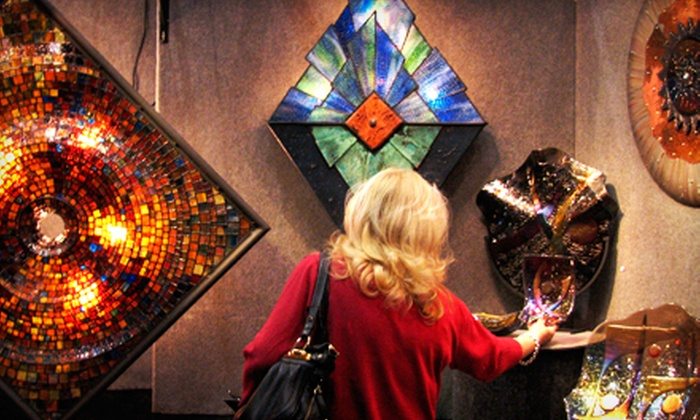 Kentucky Crafted: The Market - Lexington-Fayette: Arts and Craft Show Visit for Two, Four, or Six at Kentucky Crafted: The Market (Up to 60% Off)
