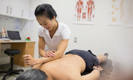 60Minute Sports Massage at B's Skin and Beauty Laser Clinic