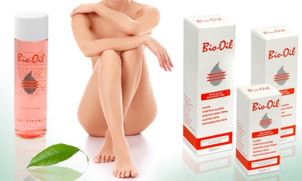Bio Oil  60ml (£3.98), 125ml (£6.98) or 200ml (£9.98) Bottle (Up to 61% Off)