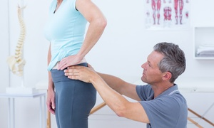 Karns Chiropractic Center: Exam, Consultation, and X-rays with Two or Four Adjustments at Karns Chiropractic Center (Up to 88% Off)