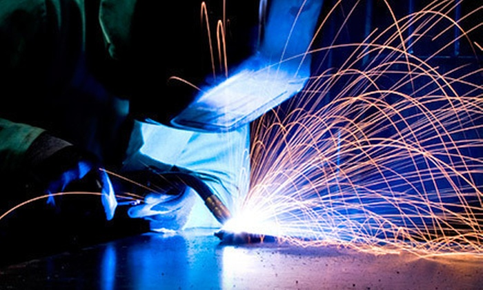 Working Art - Mesa: One-Hour Welding Class with a Take-Home Sculpture for One or Two at Working Art in Mesa (Up to 57% Off)