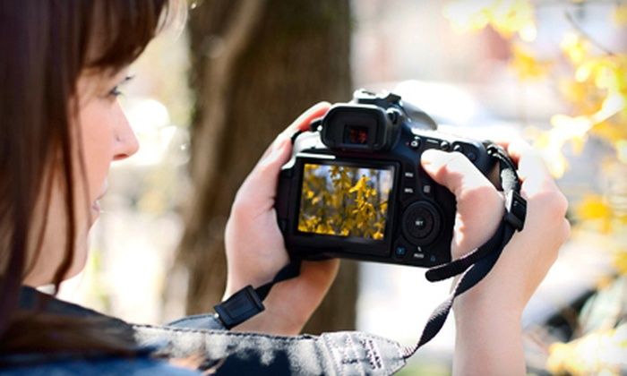 King Street Studios - Garden Hill: $75 for an Introductory Photography Class and Walking Photography Tour at King Street Studios ($300 Value)