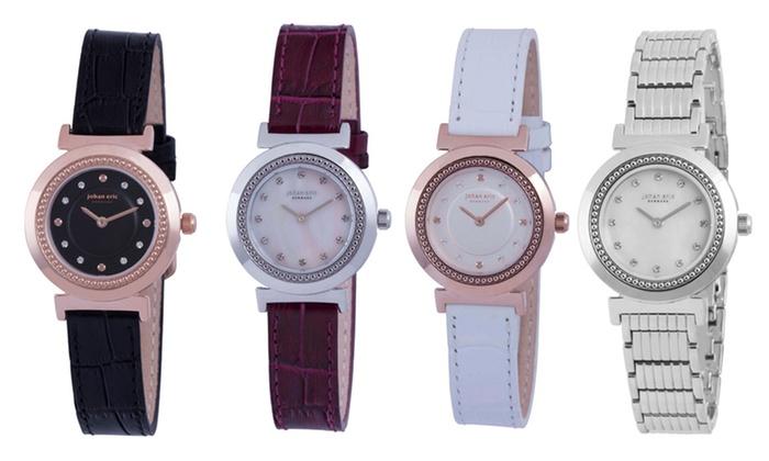 Johan Eric Trea Women's Watches: Johan Eric Trea Women's Watches. Multiple Styles from $49.99—$89.99. Free Returns.