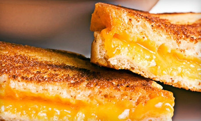 Food Love - Whiteaker Community: Creative Food-Truck Fare for Lunch or Dinner or Five Grilled-Cheese Sandwiches at Food Love (Up to 58% Off)