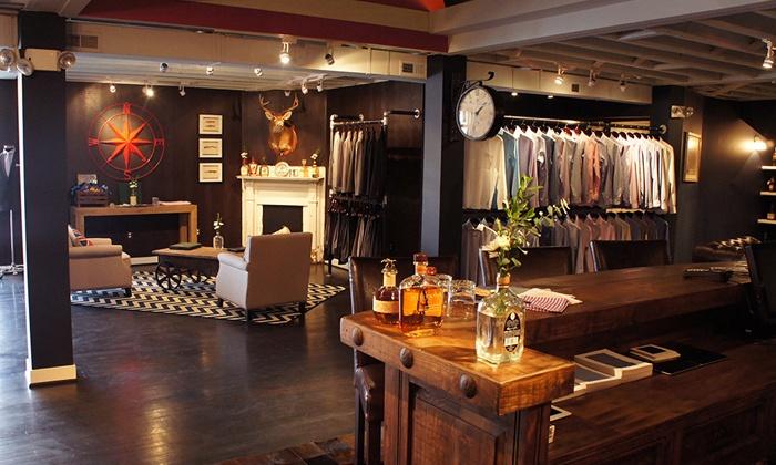 Alton Lane: Custom Tailored Suits from Alton Lane