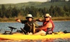Sasquatch Adventures - Silverlake: 2.5-Hour Kayak Fishing Trip for One, Two, or Four from Sasquatch Adventures (Up to 51% Off)