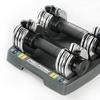 Adjustable-Weight Dumbbell Set (2-Piece)