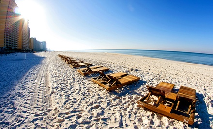 Stay at Grandview East Resort in Panama City Beach, FL; Dates into March Available
