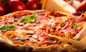 Nonnas Pizza Restaurant: American and Italian Cuisine for Two or Four at Nonnas Pizza Restaurant (Up to 47% Off)