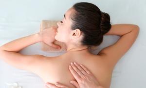Alma Tuya: 1 o 2 sesiones de masaje descontracturante + reiki en Alma Tuya