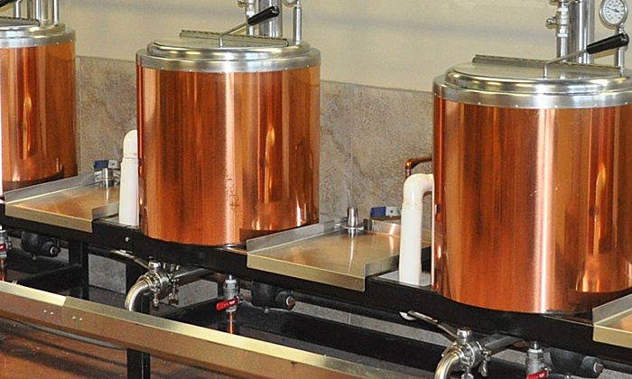 Longneck Brew House - Stuart: Beer Brewing Package for Up to Four at Longneck Brew House (29% Off)