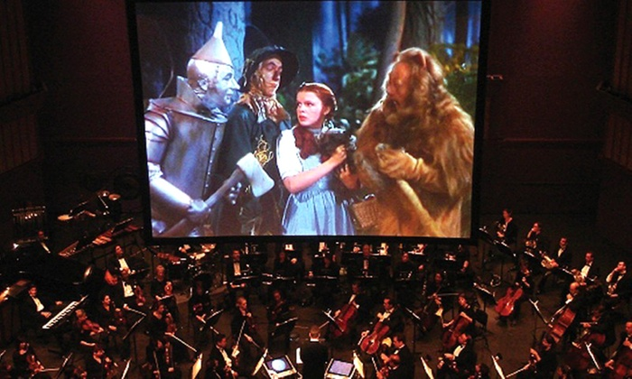 California Symphony - Concord Pavilion: The Wizard of Oz presented by the California Symphony at Concord Pavilion on Friday, August 21 (Up to 53% Off)