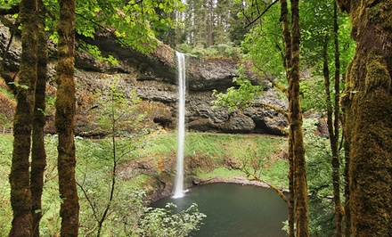 1- or 2-Night Stay for Two at Silver Falls Lodge & Conference Center in Sublimity, OR. Combine Up to 6 Nights.