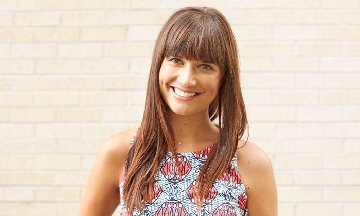 Dusty Blue Designs - Montclair Business: Haircut with Optional Partial Highlights or Single-Process Color at Dusty Deveshi Blue Designs (Up to 59% Off)