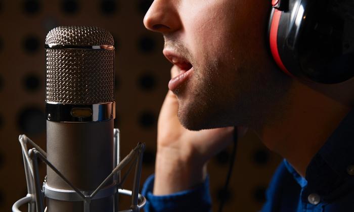 Serenity Hill Studios - Nashville-Davidson metropolitan government (balance): Six Hours of Recording-Studio Time from Serenity Hill Studios (47% Off)