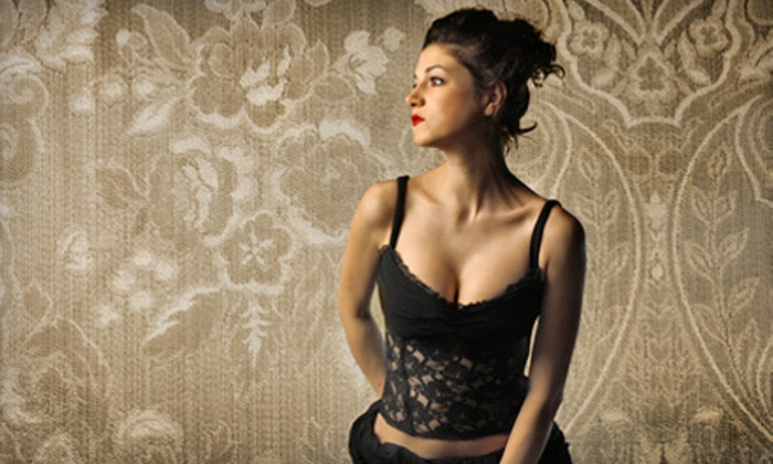 Cha Cha Sugar Boudoir Photography - Midtown Center: One-Hour Photo Shoot with a Photo Book and Option for One Print from Cha Cha Sugar Boudoir Photography (Up to 87% Off)