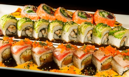 $18 for $30 Worth of Sushi and Japanese Food at Sushime