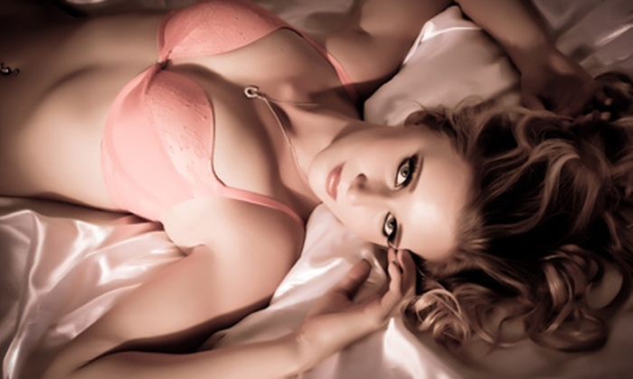 DeBoudoir - Dallas: 60-Minute Boudoir Photo Shoot with Optional Hairstyling or Corset at DeBoudoir (Up to 94% Off)