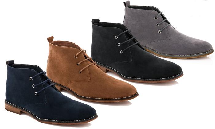 Franco Vanucci Men's Chukka Boot | Groupon Goods