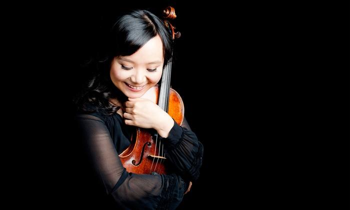 Toronto Symphony Orchestra performs Brahms Violin Concerto - Roy Thomson Hall: Toronto Symphony Orchestra Performs Brahms' Violin Concerto on February 17 or 18
