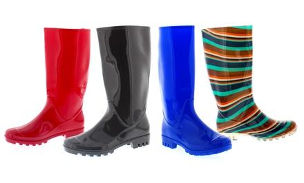 Unique  Women39s Ankle Cut Rain Boots Survivor Women39s Ankle Cut Rain Boots