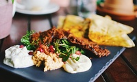 Mixed Meze Platter for Two or Four at Angora Grill House