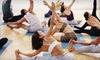 Vault Yoga - Central Raleigh: $28 for One Month of Unlimited Classes at Vault Yoga ($75 Value)