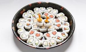 Ninja Teriyaki & Sushi 2 Go: Teriyaki, Sushi, or Catering Package at Ninja Teriyaki & Sushi 2 Go (Up to 35% Off). Three Options Available.