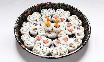 Teriyaki, Sushi, or Catering Package at Ninja Teriyaki & Sushi 2 Go (Up to 35% Off). Three Options Available.