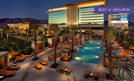 Stay at Aliante Casino + Hotel in North Las Vegas; Dates into April