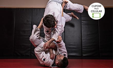 Centro de Treinamento de Artes Marciais – Guará II:aulas de boxe , jiu-jitsu, localizada ou treino funcional