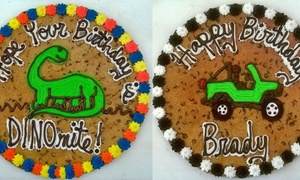 Great American Cookies: $13 for $24.99 Worth of 12-in Round Cookie Cake at Great American Cookies - Eagan