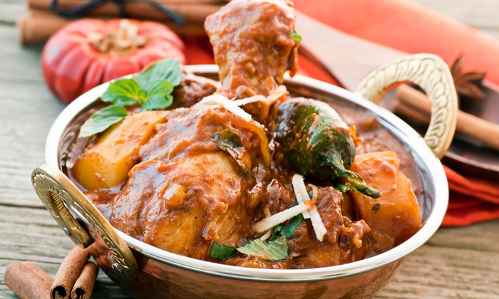 Ganesh Indian Restaurant - Midvale: Indian Cuisine for Lunch or Dinner at Ganesh Indian Restaurant (Half Off)